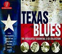 Texas Blues - The Absolutely Essential 3 Cd Collection
