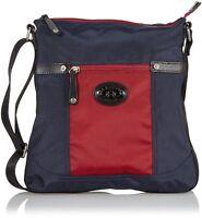 Borsa messenger tracolla La Martina Uomo Donna Body Bag Men New Riding Blue