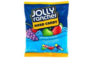 American Candy Jolly Rancher Original Hard Candy 85G BAG X1