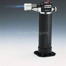 Clarke CBT1 Butane Gas Torch Kit Adjustable flame. 1300°C