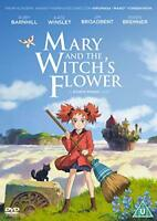 Mary and the Witchs Flower [DVD][Region 2]
