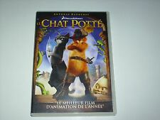 "DVD DREAMWORKS "" LE CHAT POTTE "" ANTONIO BANDERAS TBE"