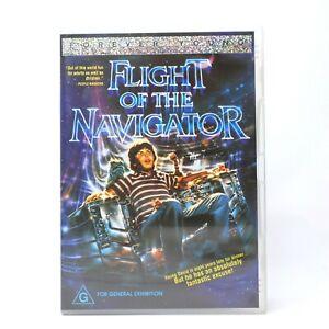 Flight of the Navigator Joey Cramer 2004 DVD R4 Movie Good Condition