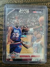 1993 HOOPS MICHAEL JORDAN 257 ALL STAR WEEKEND BASKETBALL CHICAGO BULLS