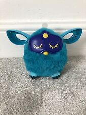 Blue Furby Connect With Sleep Mask Interactive Electronic Pet Toy Hasbro