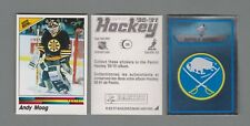 1990-91 Panini Hockey Stickers Choose 10 From List And Get Free Shipping