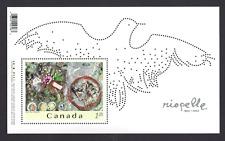 Canada  2003ii  SS    JEAN-PAUL RIOPELLE      2003    Bright Fresh Pristine Gum