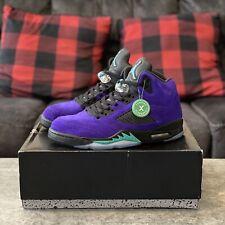Nike Air Jordan Retro 5 Alternate Grape Size 10.5