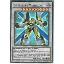 LED6-EN023 Satellite Warrior | 1st Edition Ultra Rare | YuGiOh Trading Card Game