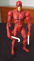 Marvel Legends Daredevil Action Figure with weapon