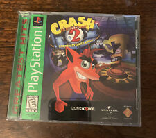 Crash Bandicoot 2: Cortex Strikes Back (Greatest Hits) (Sony PlayStation 1,.