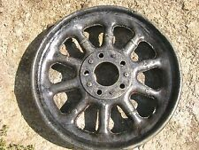 Relic WW2 German  vehicle spoke wheel 19""