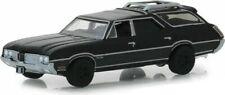 1970 Oldsmobile Vista Cruiser Wagon*** Greenlight Black Bandit 1:64 NEU+OVP