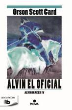 Alvin. el Oficial : SERIE LA HISTORIA DE ALVIN EL HACEDOR (ALVIN MAKER IV) by...