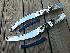 Chrome Fender Struts fit Harley Davidson Sportster 82-89 RPLS 59950-81 59951-81