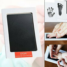 Baby Handprint And Footprint Ink Pads Paw Print Ink Kits For Baby & Pets UK