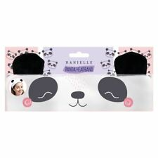 Danielle Creations Panda Ears Headband Womens Bath Soft Towel Make Up Hair Band