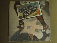 THE MIRACLES CITY OF ANGELS LP ORIG '75 TAMLA R&B FUNK SOUL MOTOWN SMOG PERREN