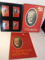 Time Life Great Men of Music Cassette Set Classical - Tchaikovsky