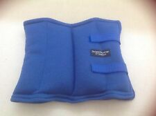 Blue Heat/Wheat for wrists, elbow & ankles, pain relief - adjustable, microwave