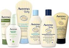 Aveeno Baby Essentials Daily Care Gift Set.