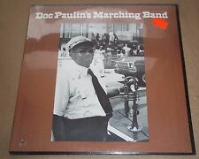 DOC PAULIN'S MARCHING BAND - Folkways FJ 2856 SEALED