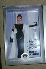 Audrey Hepburn Barbie Desayuno En Tiffany