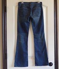COH Citizens of Humanity USA Dita Petite Bootcut Blue Jeans SZ 26 P X 31 1/2