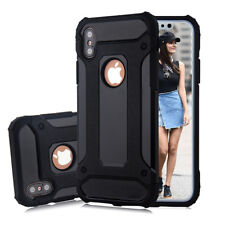 iphone X Shockproof Bumper Armor Rubber Hybrid Hard Case Cove  Phone Cases