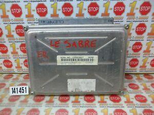 2004 04 2005 05 BUICK LESABRE ENGINE COMPUTER ECU ECM 12583827 YKAB OEM