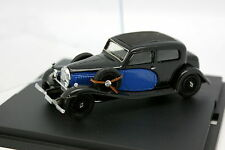 CCCF 1/43 - Bugatti T57 Berlina Negra y azul