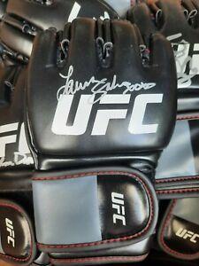 Laura Sanko Autograph Signed UFC Glove Kombat MMA