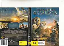 Legend of The Guardians:The Owls of Ga'Hoole-2010-Animated-Movie-DVD