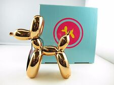 Balloon Dogs- Rose Gold Metallic finish/ Home decor/ Fine craft/ Perfect gift/