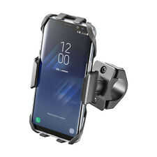 INTERPHONE Crab Round Handlebar Motorcycle Mount Mobile Smart Phone Universal