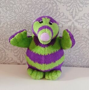 Roly Mo small plush. From fimbles.