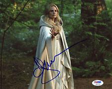 Jennifer Morrison Signed 8X10 PSA/DNA COA Sexy Photo Auto Autographed PSA Pose2