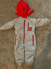 Neat Vintage BMW FORD race car 4T Toddler Racing Snow Suit
