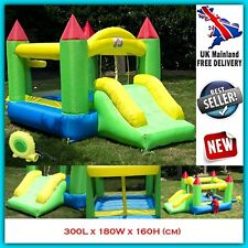 Commercial Bouncy Castle Slide Inflatable Kids Play Centre Outdoor Child Jumper