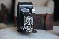 No. 3A Autographic SPECIAL Model A Folding Pocket Kodak W/ Tessar Volute Shutter