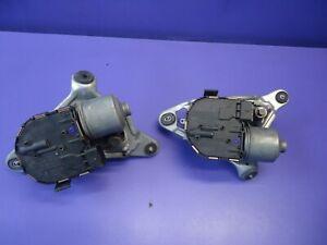 Peugeot 508 Wischermotor Vorne Beide Links Rechts 1397220614 1397220613 Rhd UK