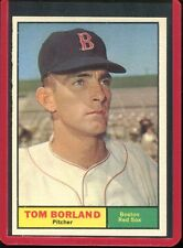 1961  Topps    Baseball    # 419   Borland        NM    Near  Mint
