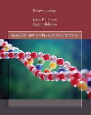 Biopsychology by John P. J. Pinel (Paperback, 2013)