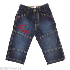 Baby Boy TIMBERLAND Earth Trackers 2 Toned Stitch Jeans - 100% Authentic