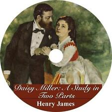 Daisy Miller Henry James Audiobook 1 MP3 CD Unabridged English Fiction Free Ship