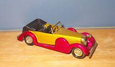 Matchbox Yesteryear Y11 Lagonda Drophead Coupe Gold Strawberry Chassis Issue 4