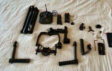 DJI Ronin M Gimbal w Lowepro bag, Tripod Mount, accessories