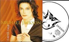 CD CARTONNE CARDSLEEVE 2T MICHAEL JACKSON EARTH SONG DE 1995 FRANCE
