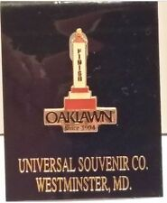 OAKLAWN PARK FINISH LINE HIGH QUALITY LAPEL HAT PIN - MADE IN THE USA!