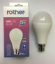 2 x Large ECO LED Light T-Bulb Lamp 18W E27 screw 1600Lumens  6500k